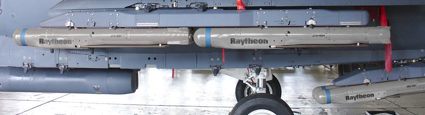 Il sistema BRU-61/A © Raytheon