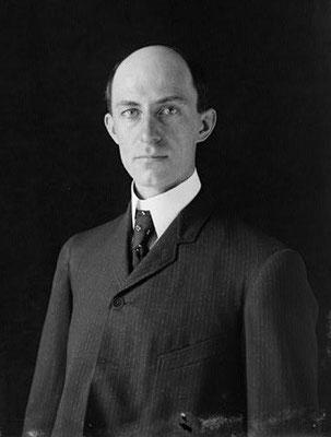 Wilbur Wright.
