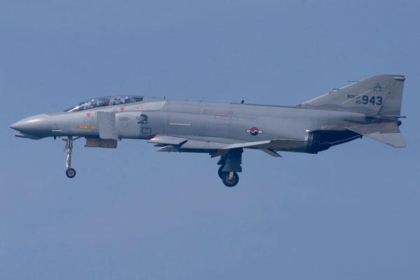 F-4D Phantom II (© Elmer van Hest)