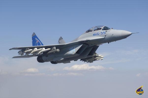 Caccia polivalente MiG-35.