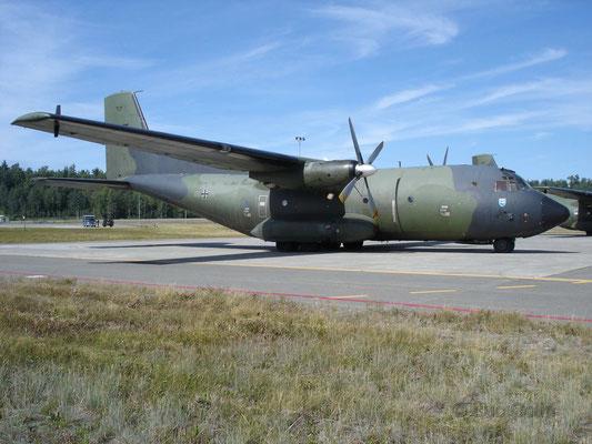 "C-160 ""Transall"" ormai destinati alla radiazione (Foto: LUftwaffe)"