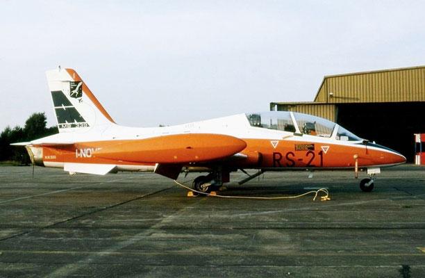 MB-339 I-NOVE MM588 del Reparto Sperimentale - Foto di Marco Saini