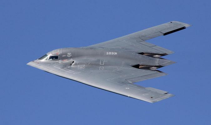 B-2 Spirit (Foto Northrop-Grumman).
