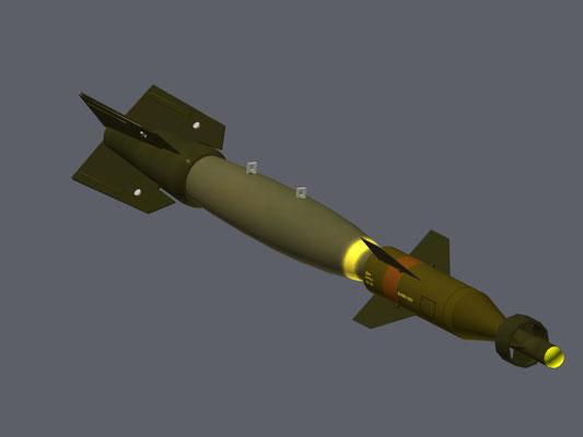 """GBU-12 """"Paveway"""""""