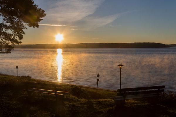 Herbststimmung am Plauer See