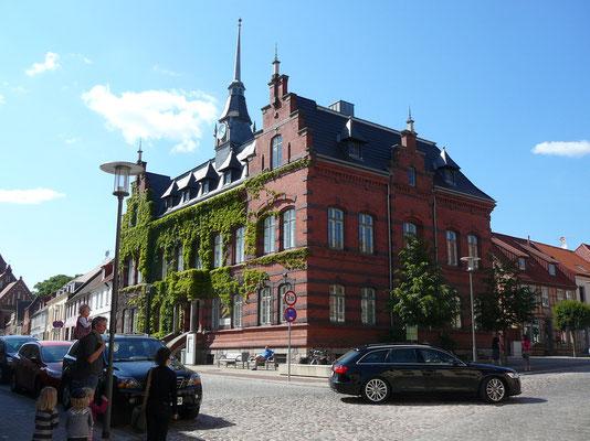 Plauer Rathaus