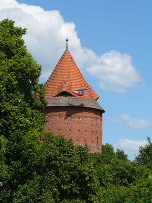 Plauer Burgturm