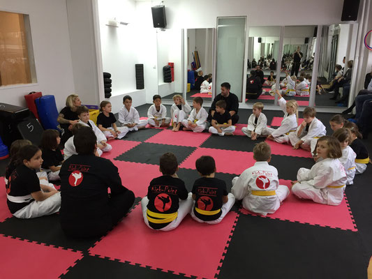 Kinder Turnen Karate Frankfurt5