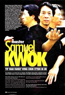 wing chun samuel kwok