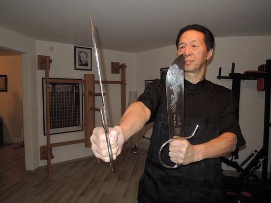 Wing Chun Privatunterricht Samuel Kwok