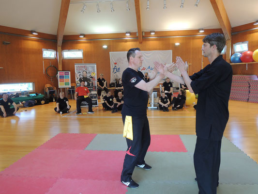 Wing Chun Trainingscamp in Salzburg 6