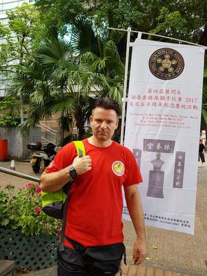 wing chun münchen Turnier Hongkong