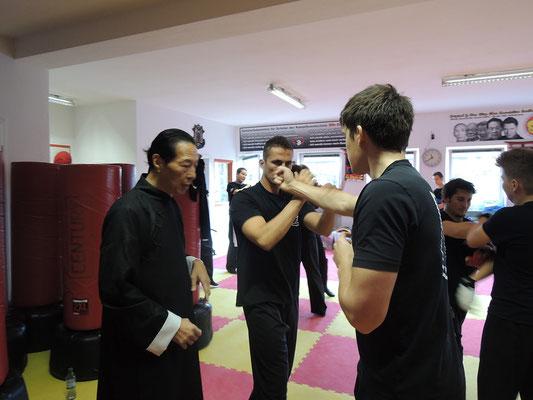 Wing Chun Samuel Kwok Lehrgang