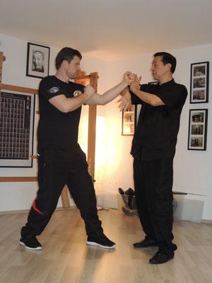 Wing Chun Samuel Kwok München
