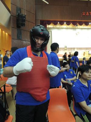 wing chun münchen Turnier Hongkong 2