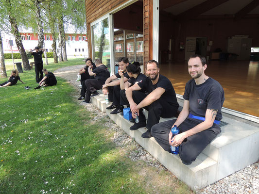 Wing Chun Trainingscamp in Salzburg 5