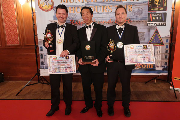 Hall of Honours Munich Wing Chun 10