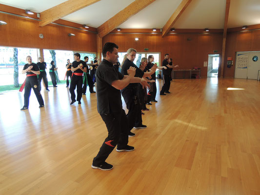 Wing Chun Trainingscamp in Salzburg 3