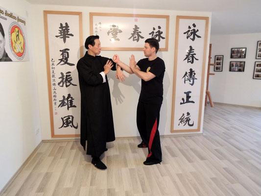 Wing Chun Samuel Kwok Schinhammer