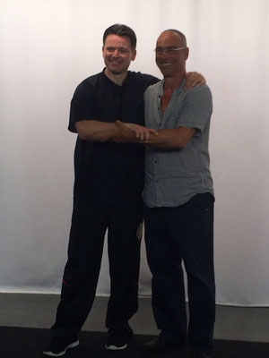 Wing Chun Videodreh Vlanecia