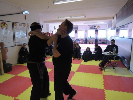 Wing Chun Blach Sash Prüfung 7