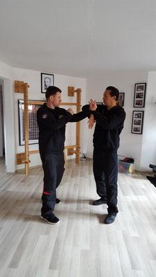 Wing Chun Samuel Kwok Sifu Schinhammer München