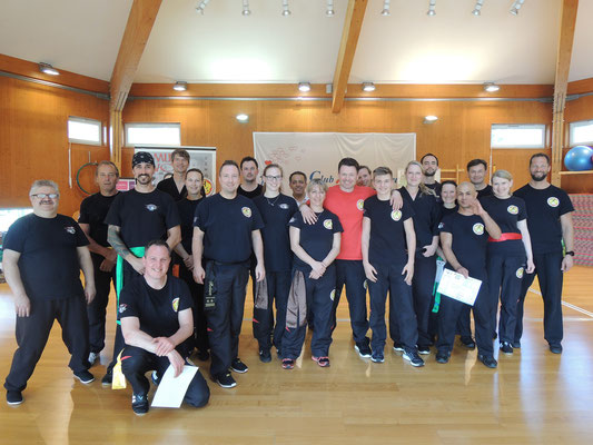 Wing Chun Trainingscamp in Salzburg 8