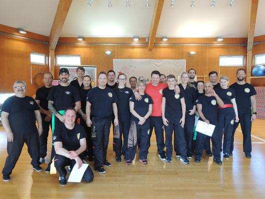 Wing Chun Trainingscamp in Salzburg 8
