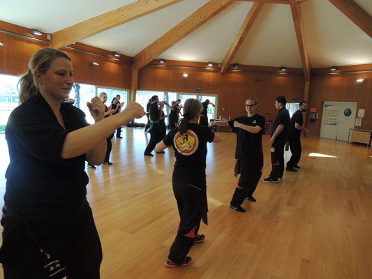 Wing Chun Trainingscamp in Salzburg 4