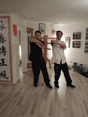 Samuel Kwok Germany Wing Chun