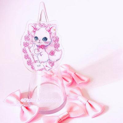 お姫様のための幸せの指輪(白猫リミィちゃんお手紙ver)