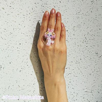お姫様のための幸せの指輪(ウキウキホイップちゃんver)着画
