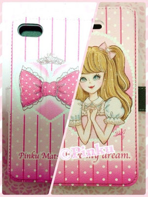 「私の夢の物語(iPhoneケース手帳型)」