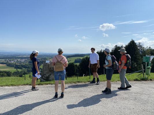 Wanderung zur Basilika  Sonntagberg