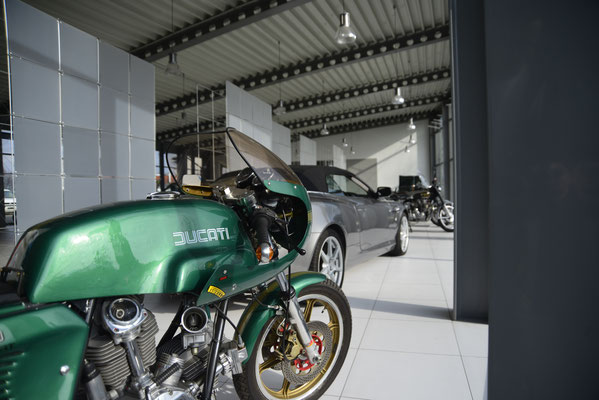 DUCATI 900 SS LIENGME
