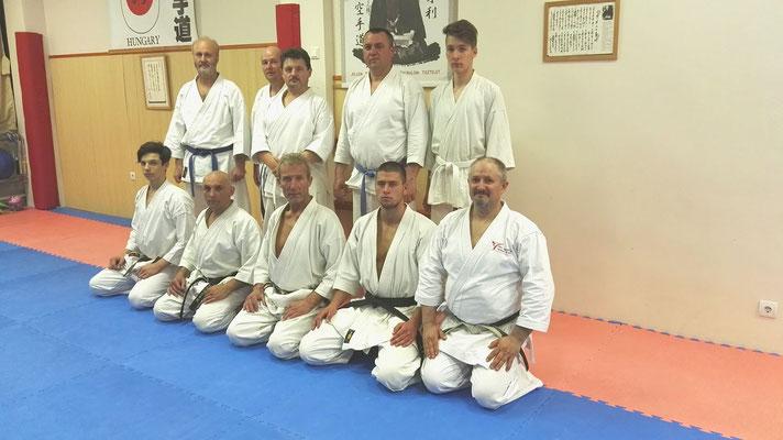 Fujinaga Karate Do SE Gödöllö, Ungarn 13-14.04.2017 http://fujinagakarate.hu/