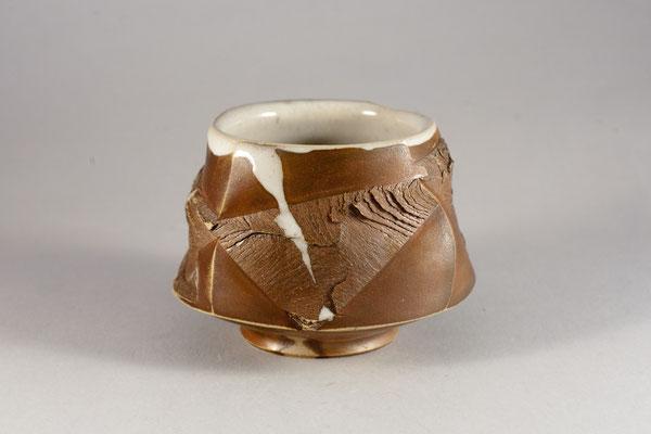 "Mikhail Tovstous. Tea bowl ""Discovery"". SOLD"