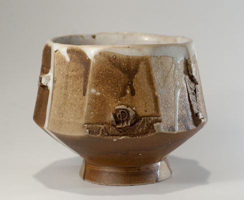 "Paul Fryman. Tea bowl ""Discovery"". SOLD"