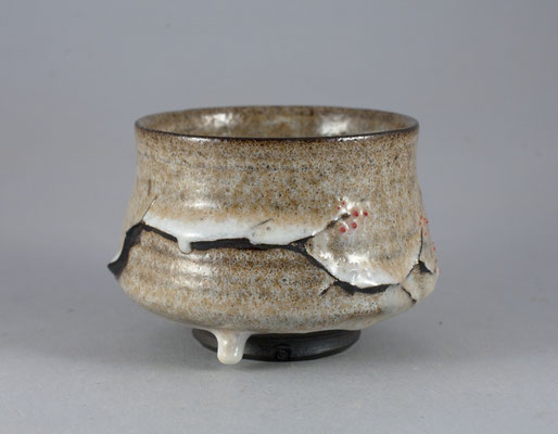 "Paul Fryman. Tea bowl ""Early spring"". $272"