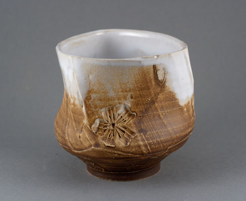 Paul Fryman & Eugeny Granin. Tea bowl. SOLD
