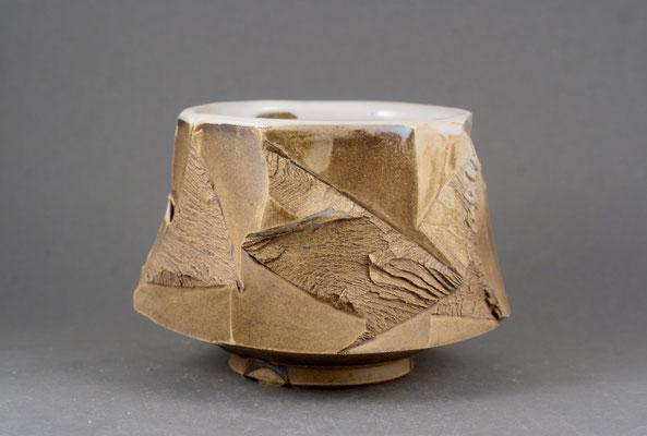 "Mikhail Tovlstous. Tea bowl ""Discovery"". SOLD"