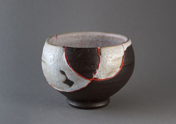 "Paul Fryman. Tea bowl"". SOLD"