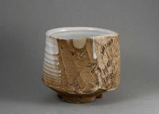 "Paul Fryman & Eugeny Granin. Tea bowl ""One Morning"". $137"