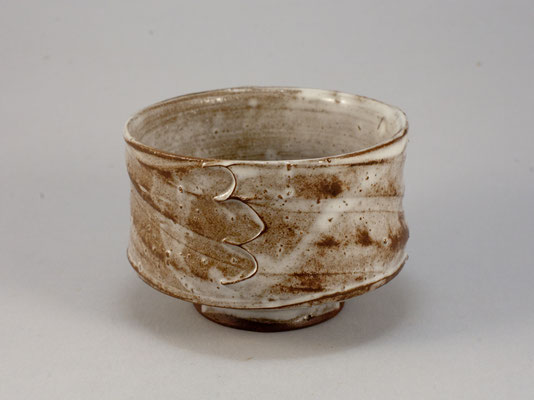 "Mikhail Tovstous. Tea bowl ""White Noise of the Wind"". $42"