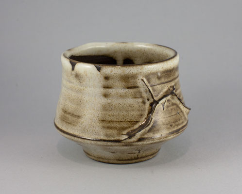 "Paul Fryman. Tea bowl ""Early spring"". SOLD"