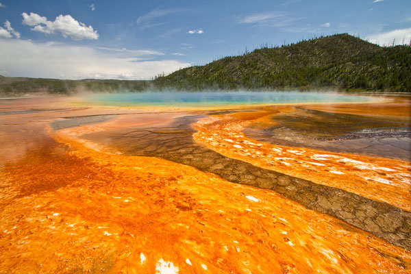 Yellowstone National Park, Amerika
