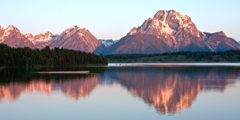 Grand Teton National Park, Amerika