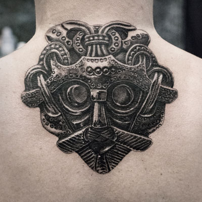 Tattoo by Andrey Smolentcev