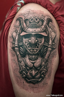 Tattoo by Pavel Angel