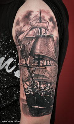 Tattoo by Maks Kornev